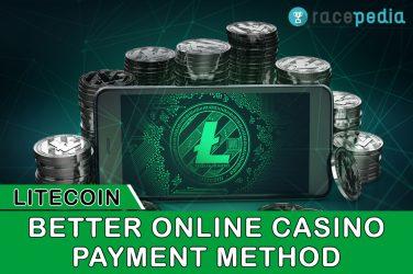 Litecoin,Symbol,On-screen,Among,Piles,Of,Litecoin,Coins.,3d,Rendering